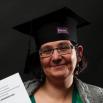 geprocleerde cursist met diploma