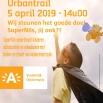 Affiche urbantrail