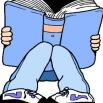 Een kind leest in een boek voor het LIST-project