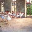 project kunst en 50 jaar ballet in Prins Dries - Edgar Degas