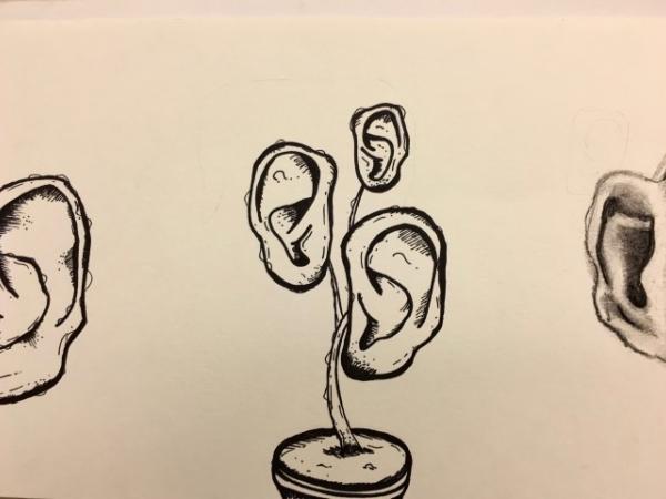 Tekenkunst  afbeelding 35