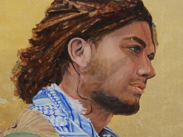 Restauratieschilderen  afbeelding 19