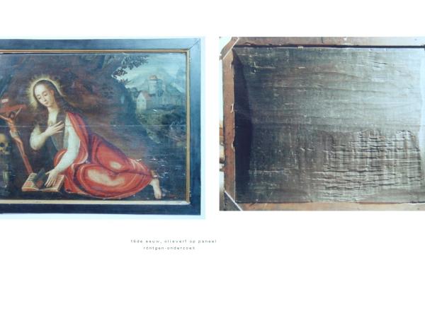 Restauratieschilderen  afbeelding 23