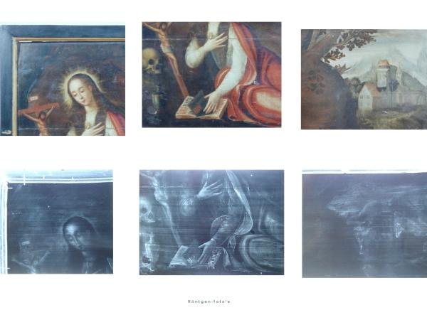 Restauratieschilderen  afbeelding 24