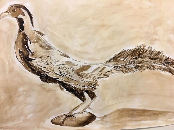 Tekenkunst  afbeelding 21