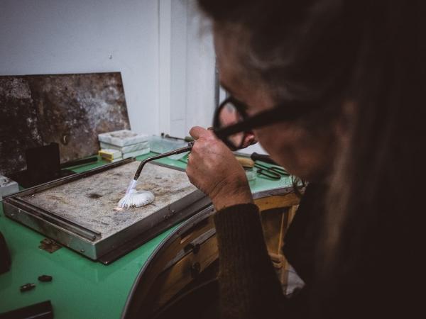 juweel en project academie Berchem beeldende kunsten