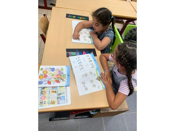 L1 Onze eerste schooldag afbeelding 62