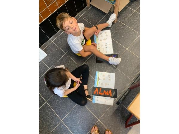 L1 Onze eerste schooldag afbeelding 54