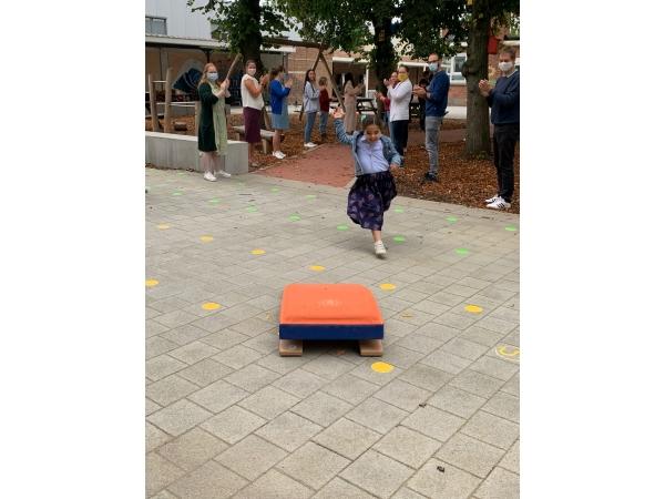 L1 Onze eerste schooldag afbeelding 36
