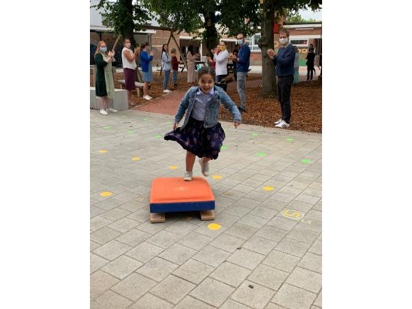 L1 Onze eerste schooldag afbeelding 35