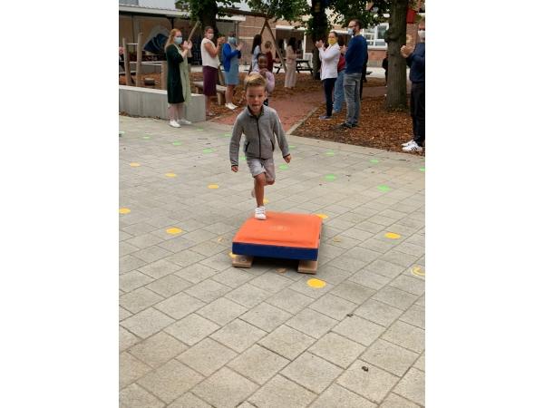 L1 Onze eerste schooldag afbeelding 13