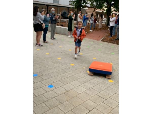 L1 Onze eerste schooldag afbeelding 9