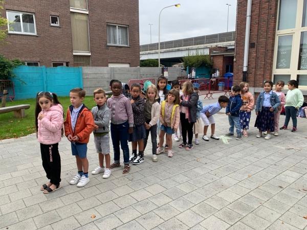 L1 Onze eerste schooldag afbeelding 6