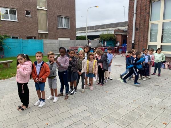 L1 Onze eerste schooldag afbeelding 5