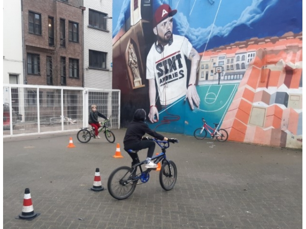 Fietsparcours afbeelding 14