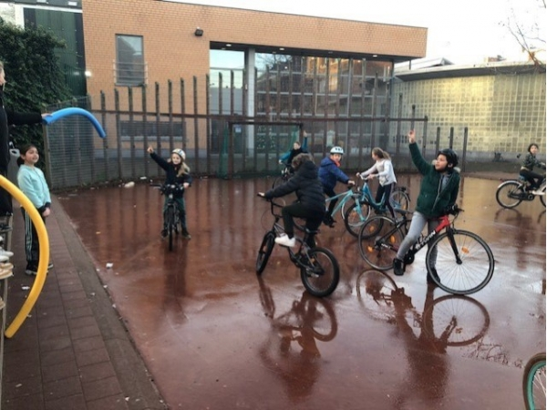 Fietsparcours afbeelding 27