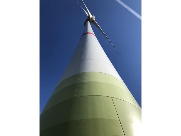 Bezoek windmolenpark  afbeelding 1