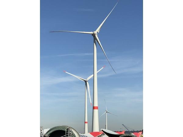Bezoek windmolenpark  afbeelding 2