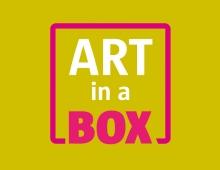 Art in a Box artistieke workshops voor basisonderwijs