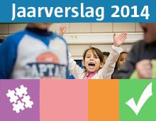 Banner jaarverslag 2014