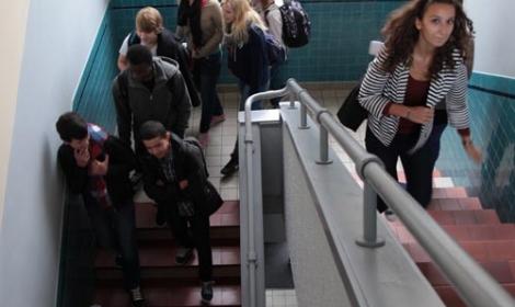 vijf stappen om een middelbare school te kiezen