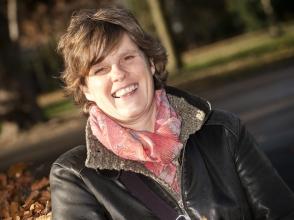 Sophie Debra, moeder van Sam, leerling van de Stedelijke basisschool de Vlinderboom