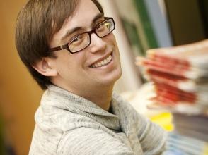 Manuel Van Lierde, leerkracht 1e leerjaar De Horizon