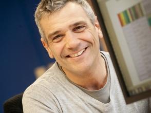 Marc Bluteel, technisch adviseur Stedelijke middelbare school SPIA