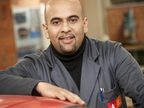 Mohamed Elbali, leerkracht in Stedelijk Leonardo Lyceum SPIA