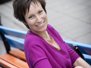 Sofie Michels, voorzitter oudervereniging Stedelijke Basisschool Musica
