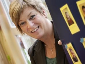 Claudia Roelants Directeur van Stedelijke Kleuterschool het Pieterke