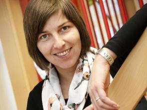 Sara Vernimmen, kleuterjuf in Stedelijke Basisschool het Pieterke