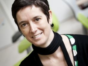 Britt Lotens, leerkracht chemie en leerlingenbegeleider in Stedelijk lyceum voor Secundair Onderwijs Sito 7