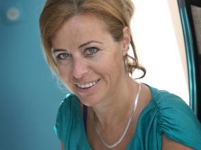 Kathy Mertens, directeur van stedelijke basisschool de Bijtjes