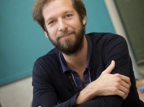 Guy Roothooft, leerkracht 4e leerjaar in de Wereldschool en de Kleine Wereld
