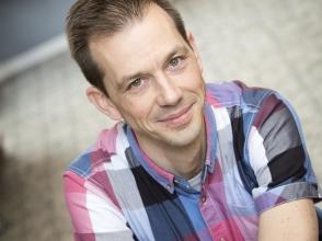 Marc Willems, papa van Jonas van het 5e leerjaar van Stedelijke basisschool Fruithof