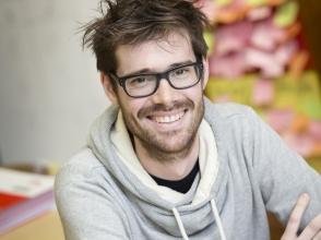 Samuel Bellinkx, leerkracht 3de leerjaar in Stedelijke basisschool Creatopia