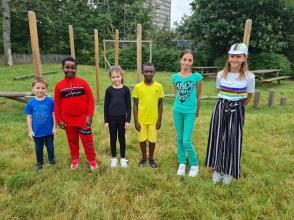Regenboog kids Aan de Stroom