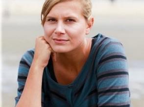 Nathalie Meskens, oud-leerling van Stedelijke Basisschool Prins Dries