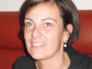 Nathalie Peeters, directeur van Leonardo Lyceum Quellinstraat
