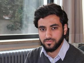 Abdülkerim Korkmaz, leerling Stedelijk Lyceum Expo