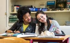 Pedagogisch Project Stedelijk Onderwijs - twee jongeren