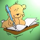 Schrijfbeer