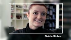 Gaëlle Sintes: heeft nu haar eigen zaak in nageldesign
