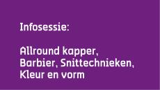 Infosessie kapper