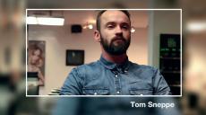 Tom Sneppe: volgde de opleiding kapper