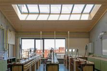 Campus, Eilandje, Antwerpen, Dok, Kaai, onderwijs, technisch, creatief, leerkrachten, leerlingen, school