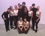 Leerlingen Koninklijke Balletschool Antwerpen