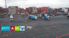 oefenterrein vrachtwagenchauffeur