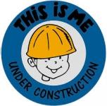 logo erasmus plus project 'this is me under construction'